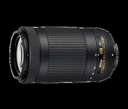 Nikon AF-P DX 70-300mm F4.5-6.3G VR