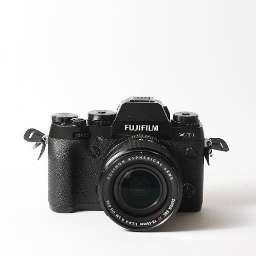 Fujifilm X-T1 & XF 18-55mm OIS