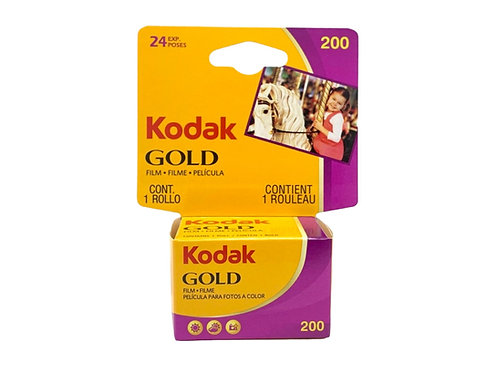 Kodak Gold 200 35mm Film (24 exp)