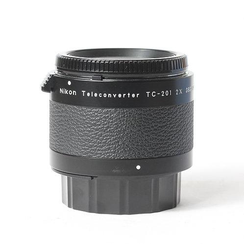 Nikon 2x TC-201 Teleconverter