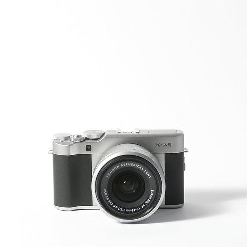 Fujifilm X-A5 & XC 15-45mm PZ