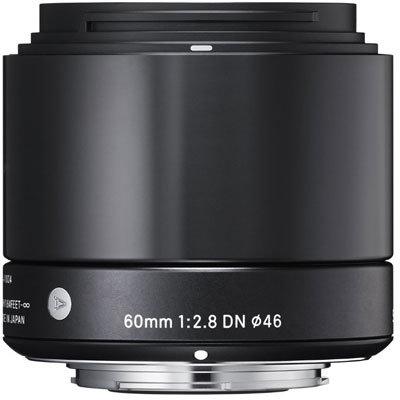 Sigma DN 60mm F2.8 Art - Black