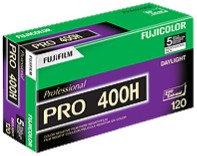 Fujifilm Pro 400H 120 Roll Film - 5 Pack