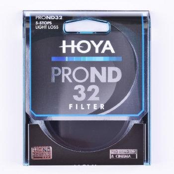 Hoya ProND 32 Neutral Density 5 Stop Filter