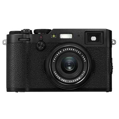 Fujifilm X100F - Black