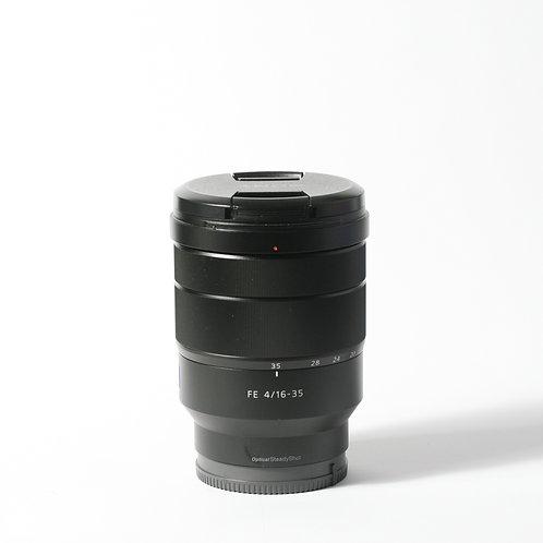 Sony FE 16-35mm F4 ZA Vario-Sonnar T* OSS
