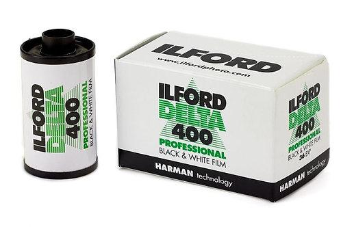 Ilford Delta 400 35mm film (36 exp)