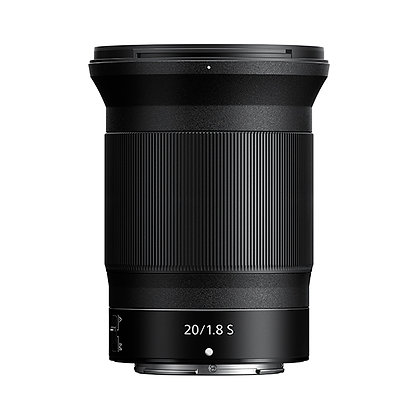 Nikon Z 20mm F1.8 S Lens