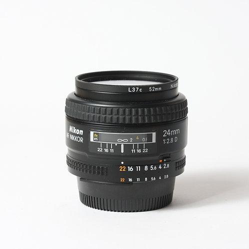 Nikon AF-D 24mm F2.8
