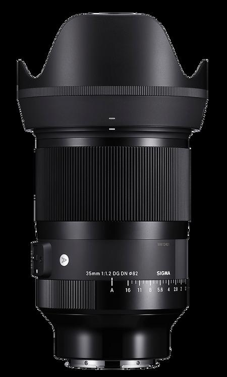 Sigma 35mm F1.2 DG DN