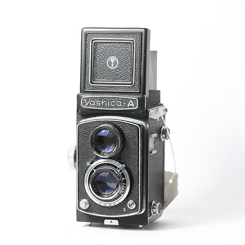 Yashica-A TLR Camera