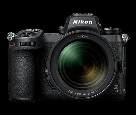 Nikon Z 6II & 24-70mm F4