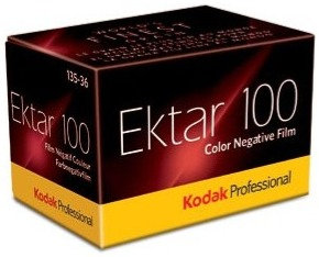 Kodak Ektar 35mm Film (36 exp)
