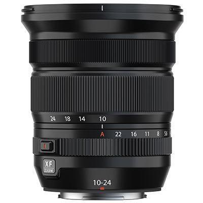 Fujifilm 10-24mm f4 R OIS WR XF X-Mount Lens