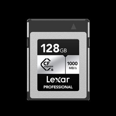Lexar Professional 128GB CFexpress Type B Silver