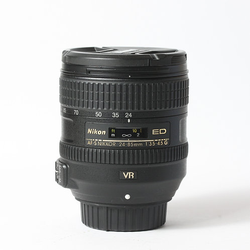Nikon AF-S 24-85mm F3.5-4.5G VR ED