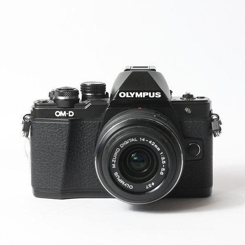 Olympus OM-D E-M10 Mark II Black & 14-42mm R II