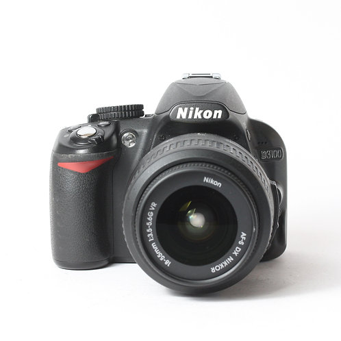 Nikon D3100 & AF-S 18-55mm VR