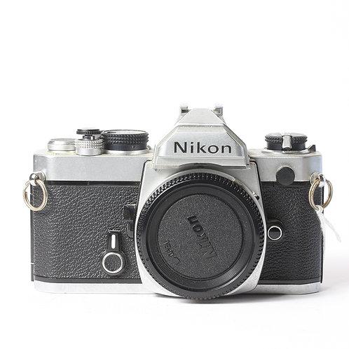 Nikon FM Chrome Body Only