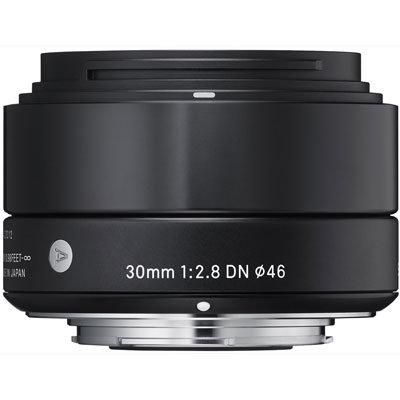 Sigma DN 30mm F2.8 Art - Black