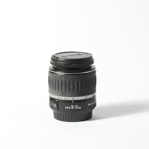Canon EF-S 18-55mm F3.5-5.6