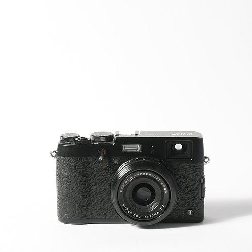 Fujifilm X100T Black