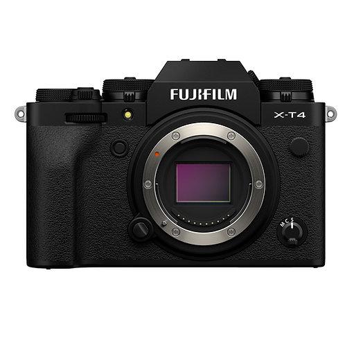 Fujifilm X-T4 Body Only - Black