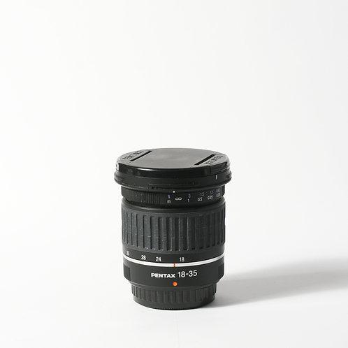 Pentax SMC FA J 18-35mm F3.5-5.6 AL