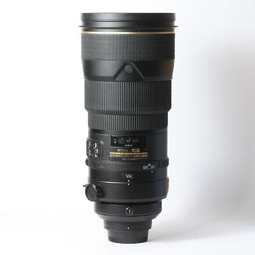 Nikon AF-S 300mm F2.8 VR II
