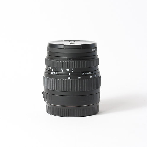 Sigma 28-70mm F2.8-4 EF Fit