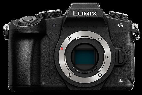 Panasonic Lumix DMC-G80 Body Only