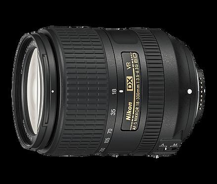 Nikon 18-300mm AF-S F3.5-6.3 ED VR DX