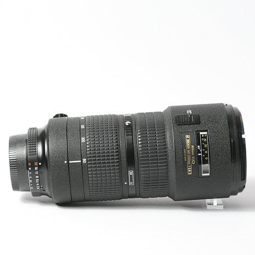 Nikon AF-D 80-200mm F2.8