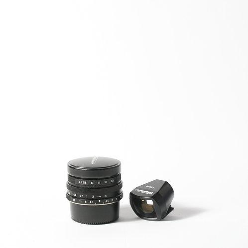 Voigtlander 15mm F4.5 Heliar L39