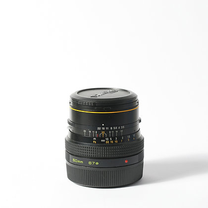 Bronica SQ 50mm F3.5 S