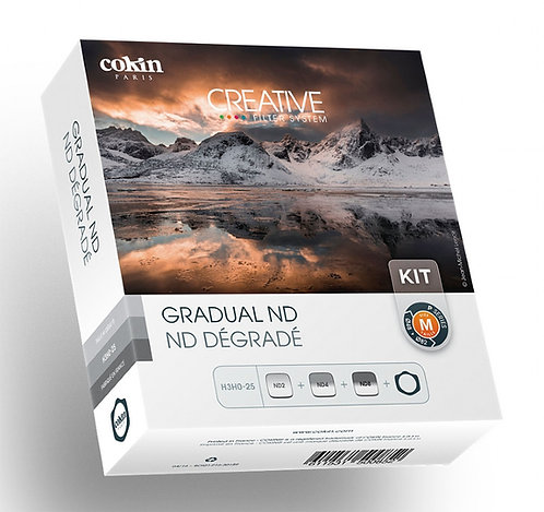 Cokin Gradual ND Filter Kit - P series
