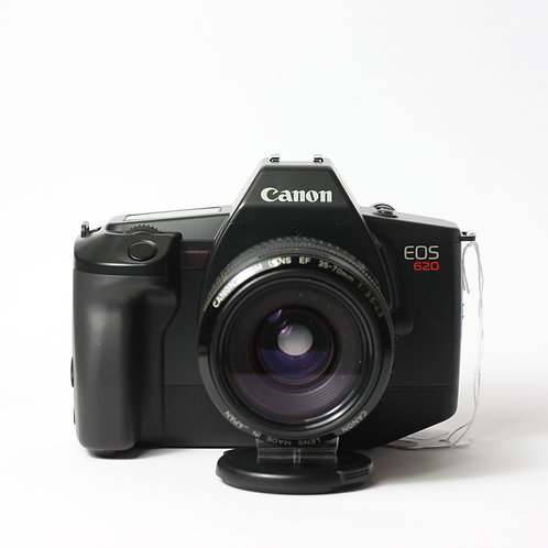 Canon EOS 620 & EF 35-70mm Kit