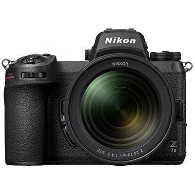 Nikon Z 7II & 24-70mm F4
