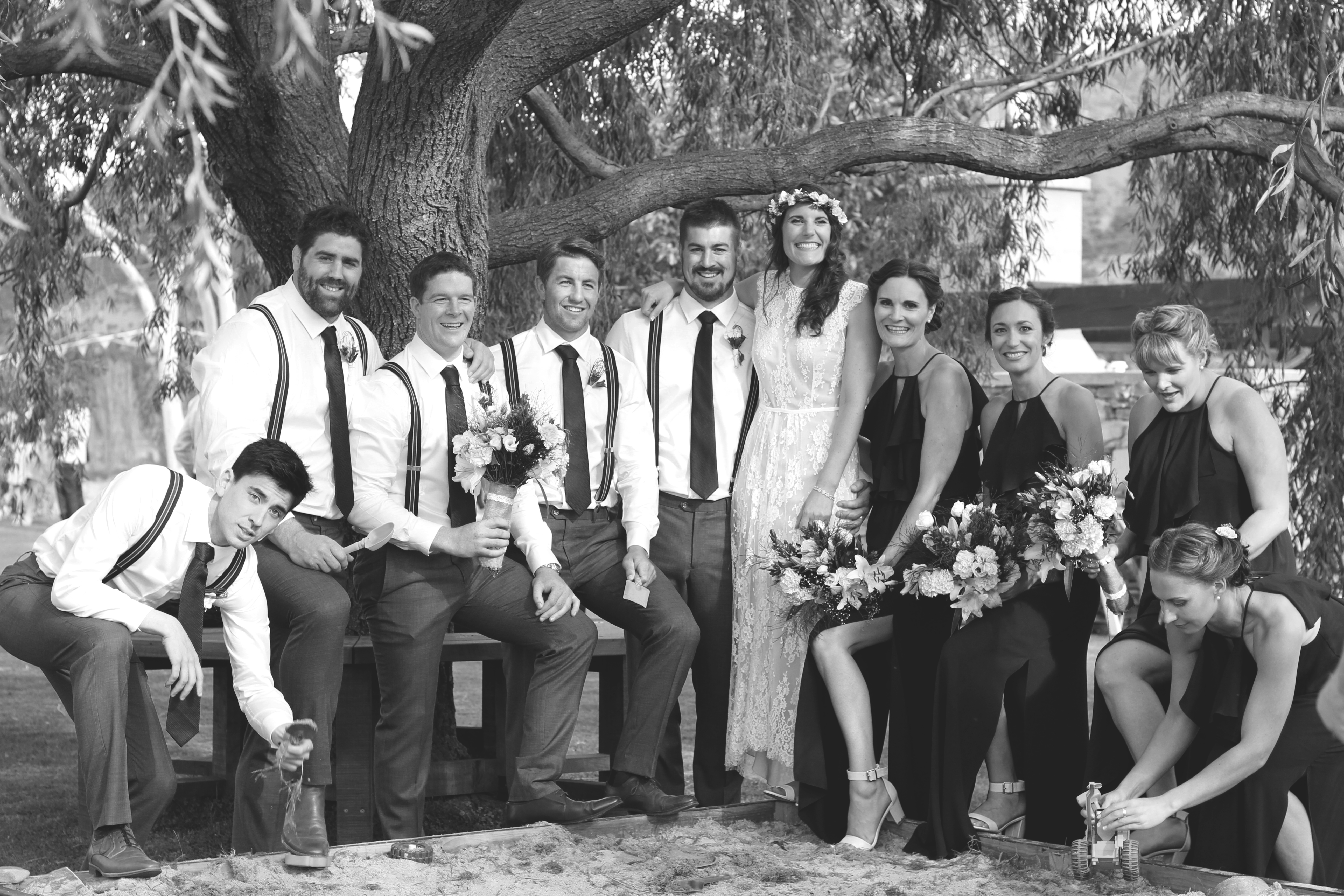 Bridal Party (160)
