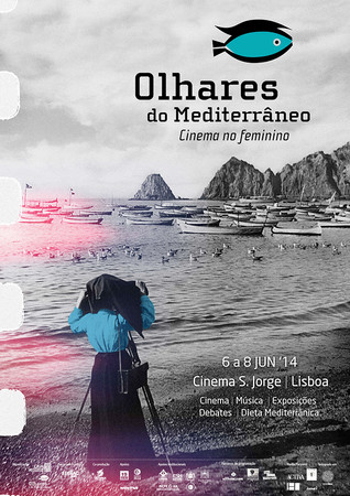 OLHARES - 2015 poster