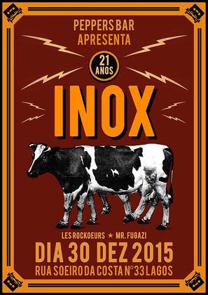 INOX 21 - poster