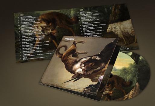 FERRUGEM repasto CD