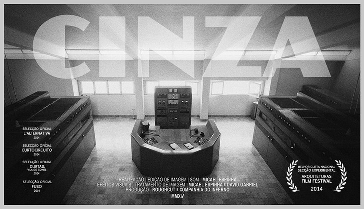 CINZA - poster