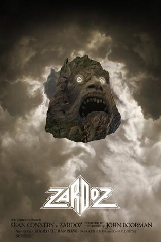 ZARDOZ - alternative poster