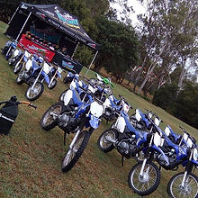 Dirt bike coaching with ultimate motocro