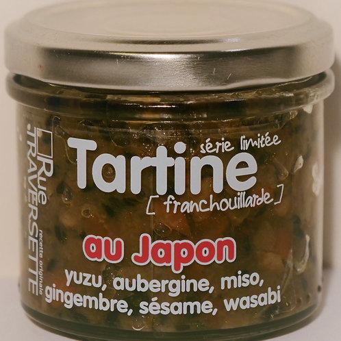 RUE TRAVERSETTE - Tartine -  au Japon
