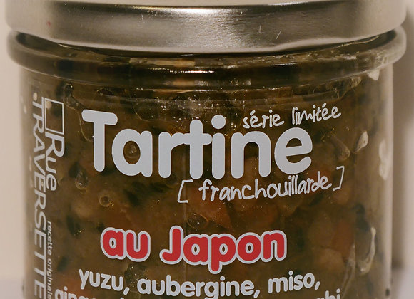 RUE TRAVERSETTE - Tartine -  au Japon
