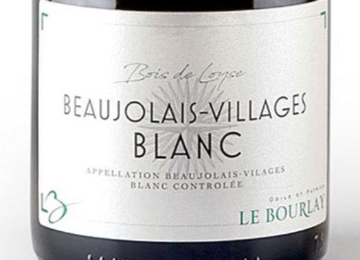 """Domaine Le Bourlay - Beaujolais-Villages blanc """"Bois de Loyse"""" 2020 - 7"""