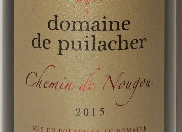 Domaine de Puilacher - IGP OC - Chemin de Nougou - 2015 - 1,5 L