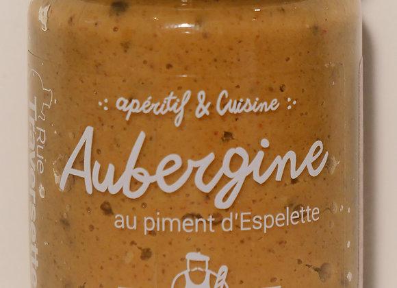 RUE TRAVERSETTE - Indispensable - Aubergine (au piment d'Espelette)